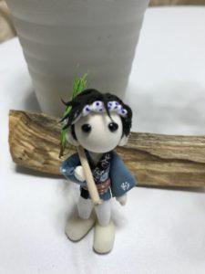 松本潤田植え祭り